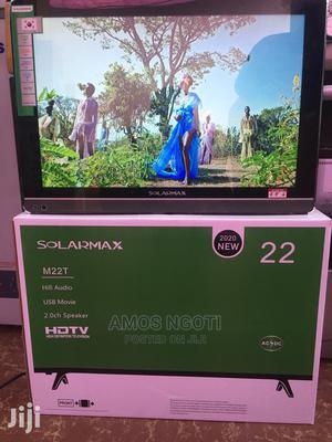 Solarmax Inch 22 Double Glass | TV & DVD Equipment for sale in Dar es Salaam, Ilala