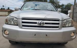 Toyota Kluger 2006 Silver | Cars for sale in Dar es Salaam, Kinondoni