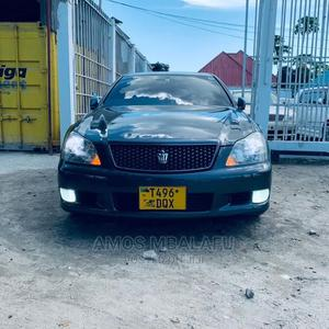 Toyota Crown 2005 Black   Cars for sale in Dar es Salaam, Kinondoni