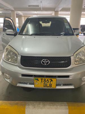 Toyota RAV4 2004 1.8 Silver   Cars for sale in Dar es Salaam, Ilala