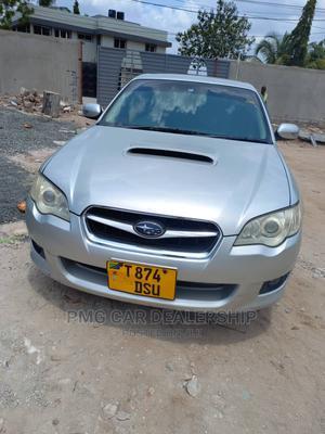 Subaru Legacy 2006 2.0 GT SportShift Silver   Cars for sale in Dar es Salaam, Temeke