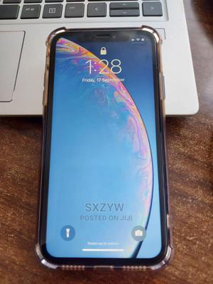 Apple iPhone XR 64 GB Blue   Mobile Phones for sale in Dar es Salaam, Kinondoni
