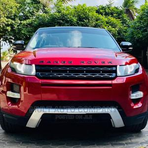 Land Rover Range Rover Evoque 2013 Red   Cars for sale in Dar es Salaam, Ilala