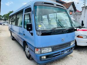 Toyota Coaster 1hz 6 Gear Manual   Buses & Microbuses for sale in Dar es Salaam, Ilala