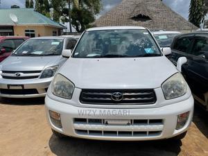 Toyota RAV4 2002 White | Cars for sale in Dar es Salaam, Kinondoni