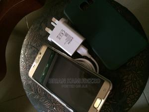 Samsung Galaxy S6 Edge Plus 32 GB Gold   Mobile Phones for sale in Dar es Salaam, Kinondoni