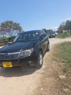 Subaru Forester 2008 Black | Cars for sale in Dar es Salaam, Kinondoni
