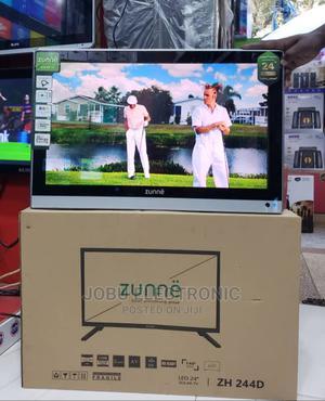 Zunne TV Inch 24 | TV & DVD Equipment for sale in Dar es Salaam, Ilala