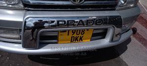 Toyota Land Cruiser Prado 2002 White | Cars for sale in Dar es Salaam, Kinondoni