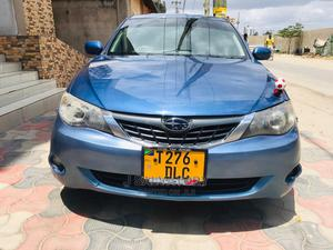 Subaru Impreza 2006 Blue   Cars for sale in Dar es Salaam, Kinondoni
