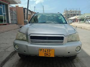 Toyota Kluger 2001 Silver | Cars for sale in Dar es Salaam, Kinondoni