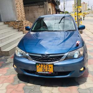 Subaru Impreza 2008 Blue   Cars for sale in Dar es Salaam, Kinondoni
