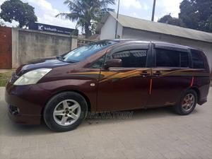 Toyota ISIS 2006 2.0 G 2WD Red   Cars for sale in Dar es Salaam, Kinondoni