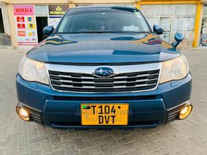 Subaru Forester 2009 Blue | Cars for sale in Dar es Salaam, Kinondoni