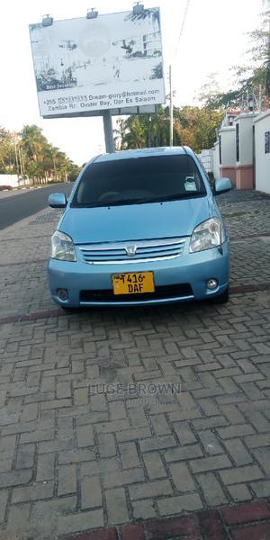 Toyota Raum 2004 1.5 FWD Blue   Cars for sale in Dar es Salaam, Kinondoni