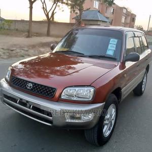 Toyota RAV4 1999 Base 4x4 Red | Cars for sale in Dar es Salaam, Kinondoni
