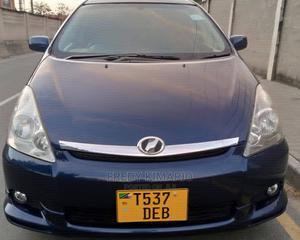 Toyota Wish 2005 Blue | Cars for sale in Dar es Salaam, Kinondoni