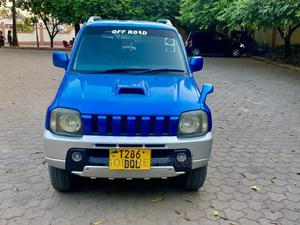 Suzuki Jimny 2003 Blue | Cars for sale in Dar es Salaam, Kinondoni