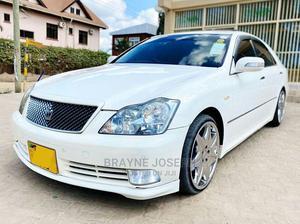 Toyota Crown 2006 White   Cars for sale in Dar es Salaam, Kinondoni