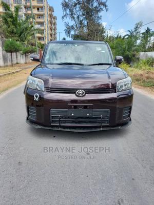 Toyota Corolla Rumion 2010 Hatchback 1.5 FWD Burgandy   Cars for sale in Dar es Salaam, Kinondoni
