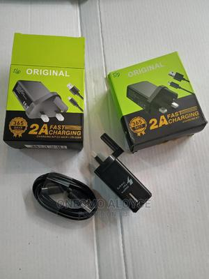 New Original Charger With Usb Cable | Accessories for Mobile Phones & Tablets for sale in Dar es Salaam, Kinondoni