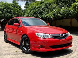 Subaru Impreza 2009 Red   Cars for sale in Dar es Salaam, Kinondoni