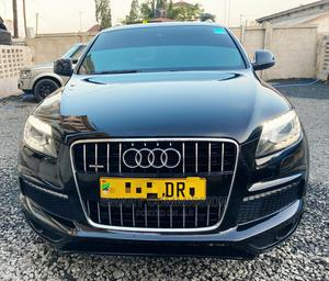 Audi Q7 2009 Black   Cars for sale in Dar es Salaam, Kinondoni