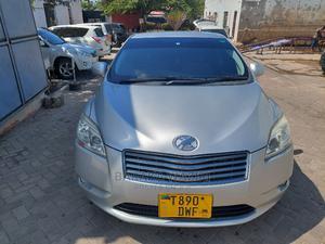 Toyota Mark X Zio 2008 2.4 AWD (6 Seater) Silver | Cars for sale in Dar es Salaam, Kinondoni