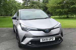 Toyota C-Hr 2019 Limited FWD Gray | Cars for sale in Dar es Salaam, Kinondoni