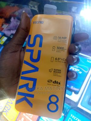 New Tecno Spark 8 64 GB Black | Mobile Phones for sale in Dar es Salaam, Ilala