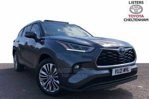 Toyota Highlander 2021 Gray | Cars for sale in Dar es Salaam, Kinondoni