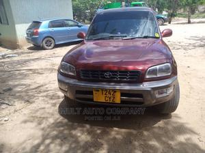 Toyota RAV4 1999 Red | Cars for sale in Dar es Salaam, Ilala
