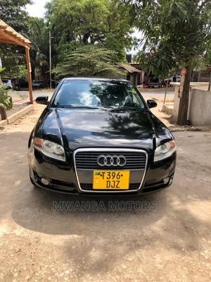 Audi A4 2005 2.0 Black   Cars for sale in Dar es Salaam, Ilala