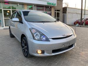 Toyota Wish 2005 Silver   Cars for sale in Dar es Salaam, Kinondoni