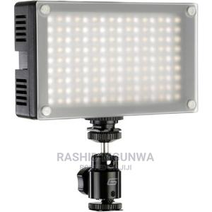 Genaray LED-6200T 144 LED Variable-Color On-Camera Light   Accessories & Supplies for Electronics for sale in Dar es Salaam, Ilala