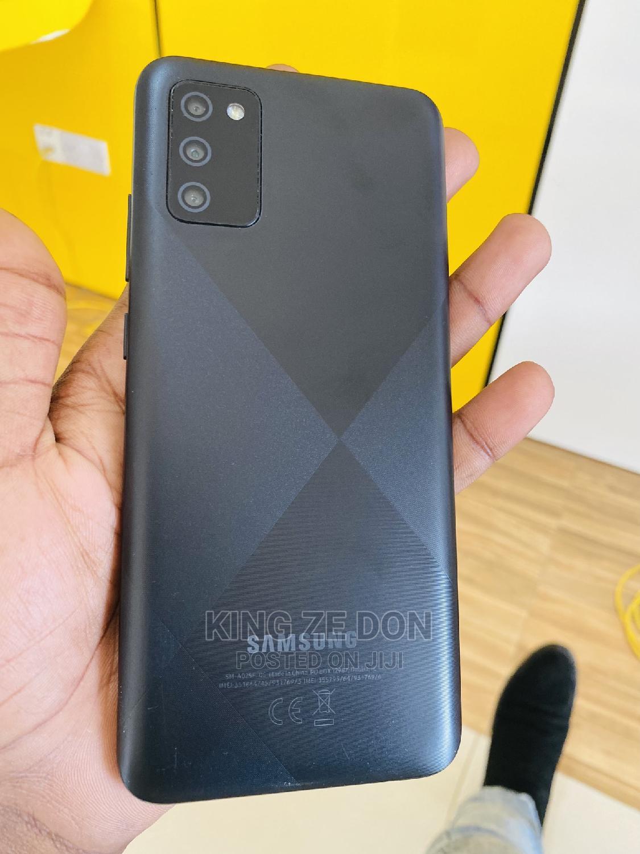 Samsung Galaxy A02S 32 GB Black | Mobile Phones for sale in Kinondoni, Dar es Salaam, Tanzania