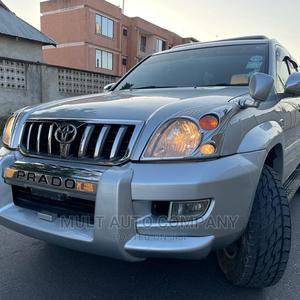Toyota Land Cruiser Prado 2004 Silver | Cars for sale in Dar es Salaam, Ilala