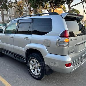 Toyota Land Cruiser 2003 Silver | Cars for sale in Dar es Salaam, Kinondoni