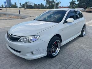 Subaru Impreza 2009 Pearl   Cars for sale in Dar es Salaam, Kinondoni