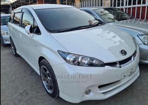 Toyota Wish 2012 White   Cars for sale in Dar es Salaam, Kinondoni