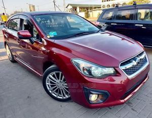 Subaru Impreza 2012 Red   Cars for sale in Dar es Salaam, Kinondoni