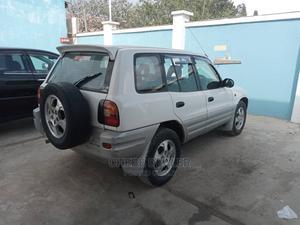 Toyota RAV4 1998 Cabriolet Silver | Cars for sale in Dar es Salaam, Kinondoni
