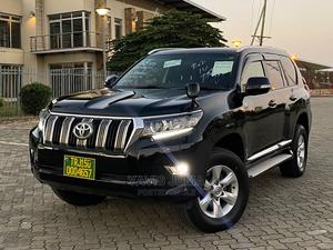 Toyota Land Cruiser Prado 2010 Black | Cars for sale in Dar es Salaam, Kinondoni
