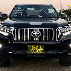 Toyota Land Cruiser Prado 2020 Black | Cars for sale in Dar es Salaam, Ilala