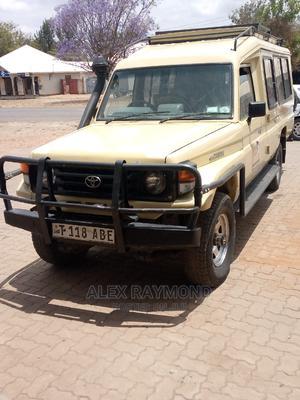 Toyota Land Cruiser 1999 Beige   Cars for sale in Arusha Region, Arusha