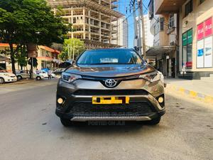 Toyota RAV4 2017 Brown | Cars for sale in Dar es Salaam, Kinondoni