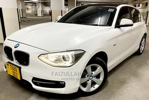 BMW 116i 2012 White | Cars for sale in Dar es Salaam, Kinondoni