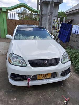 Toyota Mark II 2003 White | Cars for sale in Dar es Salaam, Kinondoni