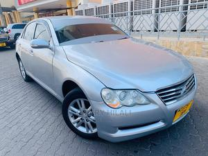 Toyota Mark X 2004 2.5 AWD Silver | Cars for sale in Mwanza Region, Ilemela
