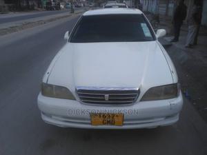 Toyota Cresta 1999 White | Cars for sale in Dar es Salaam, Kinondoni